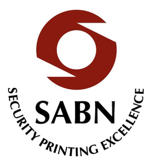 South African Bank Note Company - Image: South African Bank Note Company logo