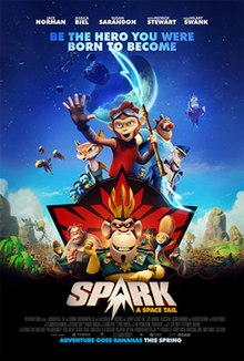 Spark A Space Tail (2016) Full Movie Download and Watch Online