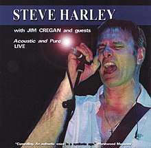 Steve Harley Acoustic and Pure Live 2002 Album Cover.jpg