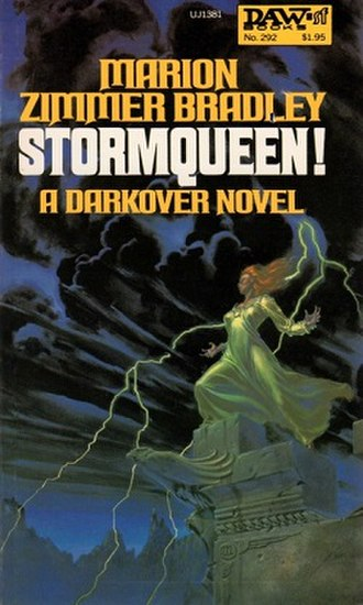 Stormqueen! - Cover of the first edition