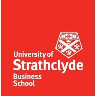 Strathclyde Business School - Image: Strathclyde business school logo