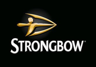 Strongbow (cider) - Image: Strongbow 2012logo
