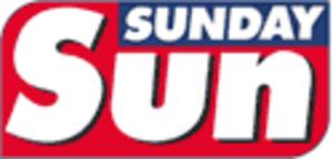 Sunday Sun - Image: Sunday Sun (North East England newspaper) logo