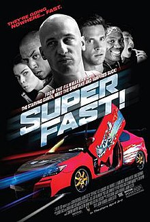 Superfast! (2015) [English] SL DM - Veronica McCluskey, Joseph Julian Soria, Andrea Navedo
