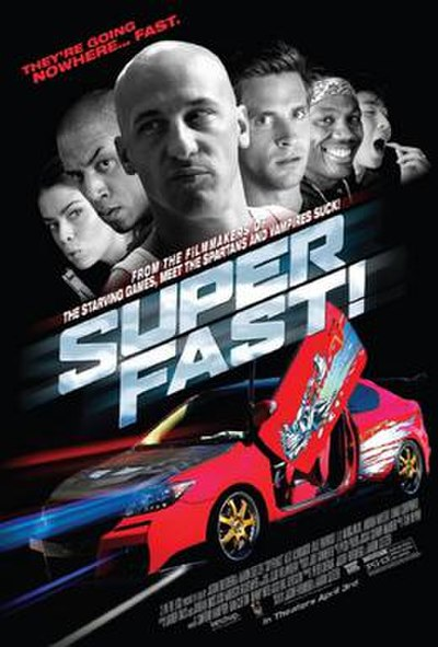 Picture of a movie: Superfast!