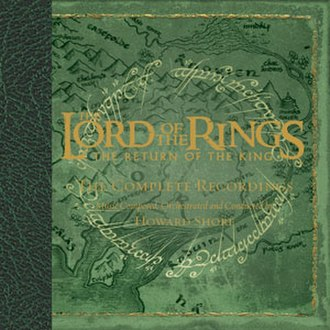 Music of The Lord of the Rings film series - Image: The+Lord+of+the+Ring s+3+The+Return+of+th e+King