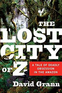 <i>The Lost City of Z</i> (book)