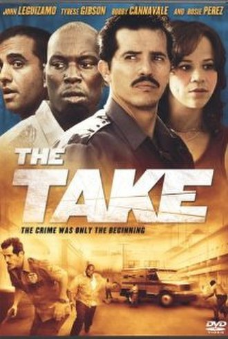 The Take (2007 film) - DVD cover