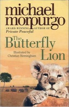 The butterfly lion wikipedia the free encyclopedia
