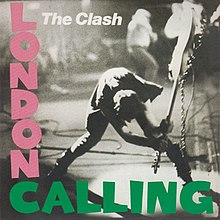 Image result for the clash london calling