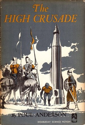 The High Crusade - First edition