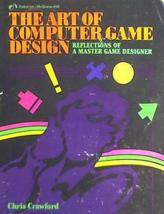 The Art of Computer Game Design - Image: The Art of Computer Game Design