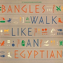 Walk Like an Egyptian - Wikipedia