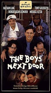 <i>The Boys Next Door</i> (1996 film) 2nd episode of the forty-fifth season of Hallmark Hall of Fame