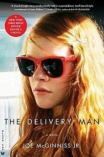 <i>The Delivery Man</i> (novel) novel