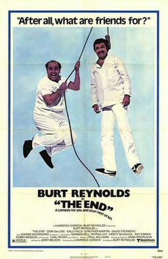 The End (1978 film) - Theatrical release poster