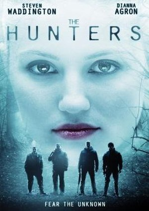 The Hunters (2011 film) - Theatrical Poster