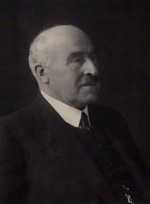 Frederick Smith, 1st Baron Colwyn - Lord Colwyn in 1930