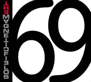 <i>69 Love Songs</i> 1999 studio album by the Magnetic Fields