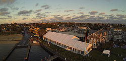The Nantucket Poject, aerial of event space, Sep 2013.jpg