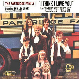 I Think I Love You - Image: The Partridge Family I Think I Love You