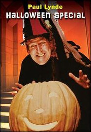 The Paul Lynde Halloween Special - DVD Cover