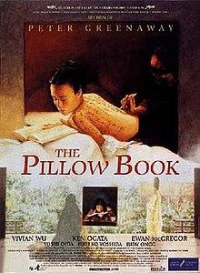 book pillow Ewan mcgregor