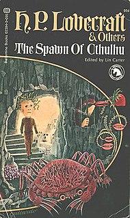 <i>The Spawn of Cthulhu</i> anthology of fantasy short stories