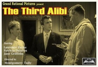 <i>The Third Alibi</i> 1961 film by Montgomery Tully