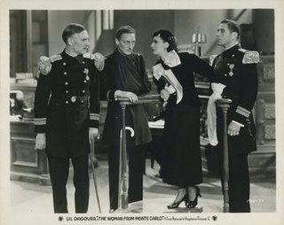 <i>The Woman from Monte Carlo</i> 1932 film