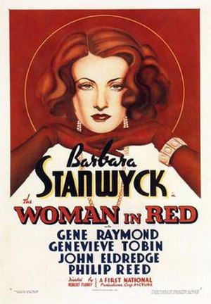 The Woman in Red (1935 film) - Image: The Woman in Red 1935