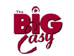 The Big Easy (TV series) - Title card