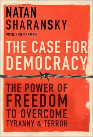 The Case for Democracy - Image: The case for democracy bookcover