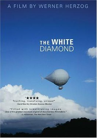The White Diamond - The White Diamond DVD cover