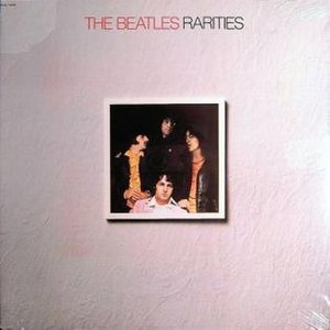 Rarities (Beatles compilations) - Image: Thebeatlesraritiesus albumcover