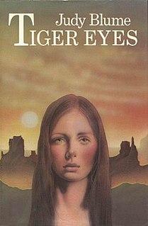 <i>Tiger Eyes</i> 1981 novel