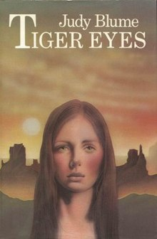Image result for tiger eyes by judy blume