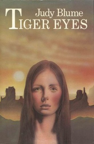 Tiger Eyes - First edition