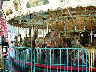 Tilden Park Merry-Go-Round - Merry-Go-Round