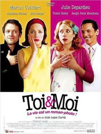 Toi et moi (film) - Film poster