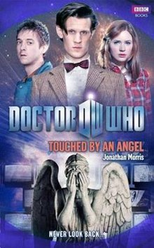 Touched by an Angel (Doctor Who novel - book cover).jpg