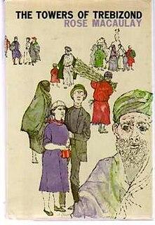 <i>The Towers of Trebizond</i> book by Rose Macaulay