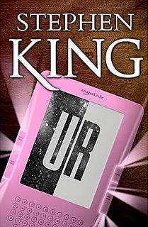 <i>Ur</i> (novella) Digital novella by Stephen King