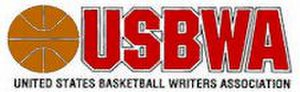 USBWA National Freshman of the Year - Image: Usbwa color