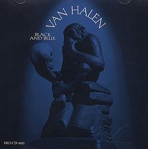Black and Blue (Van Halen song) - Image: Van Halen Black and Blue