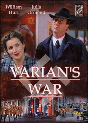 Varian's War - Theatrical release poster
