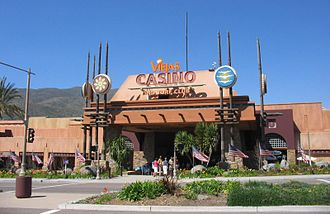 Viejas Group of Capitan Grande Band of Mission Indians - Viejas Casino and Turf Club, Alpine, California