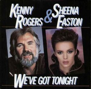 We've Got Tonite - Image: WGT Kenny Rogers UK