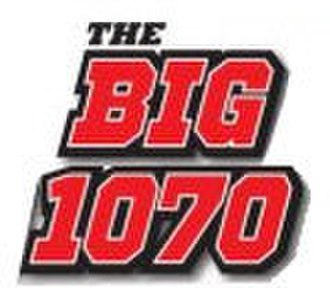 "WTSO - WTSO's original logo under the ""Big 1070"" branding (c. 2010)"