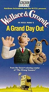 1989 short film directed by Nick Park